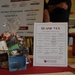 Thank you to all of the generous businesses who donated to our raffle!