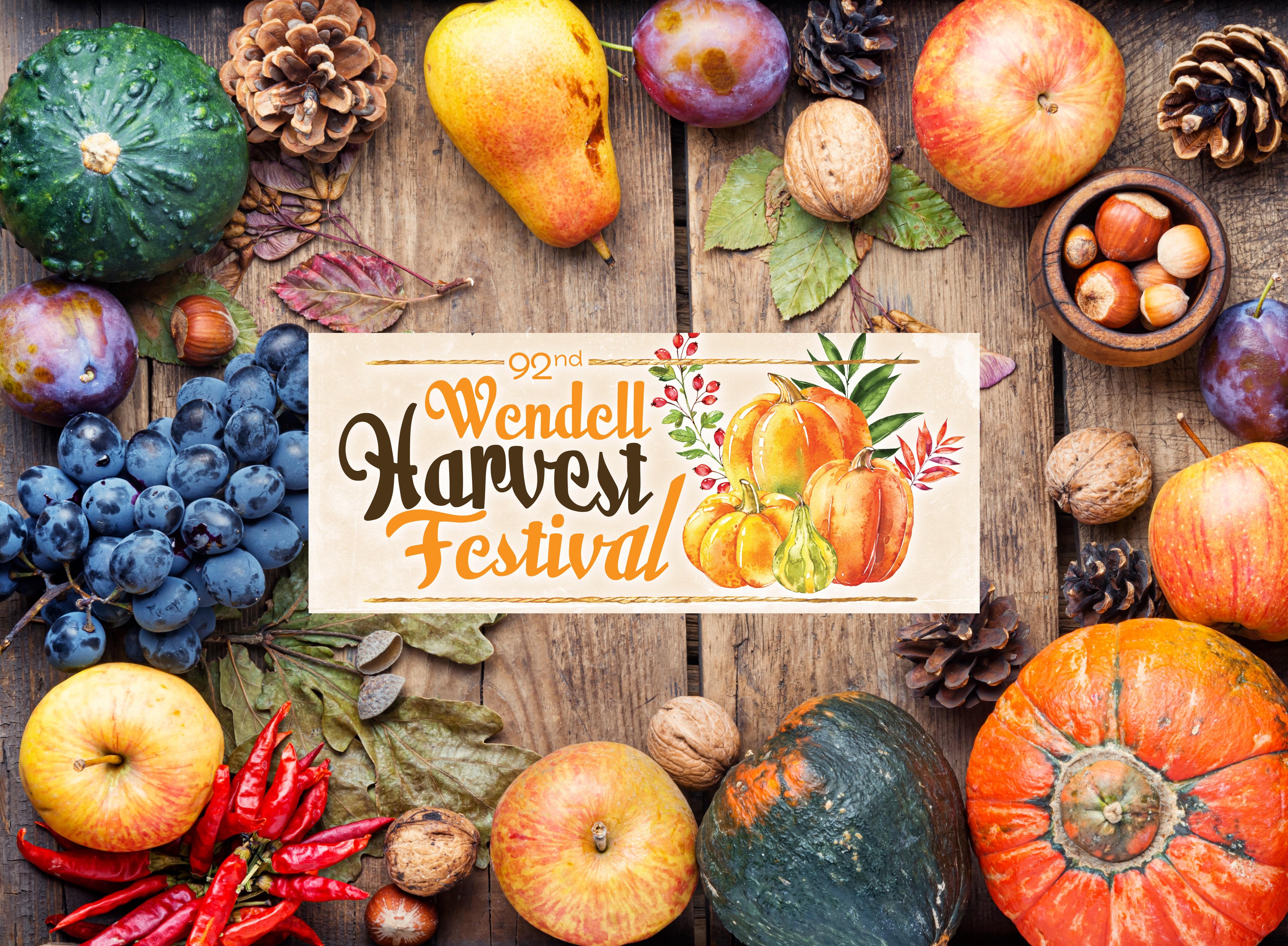 Wendell Harvest Festival Cover image