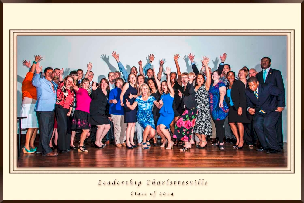 Leadership Charlottesville Class of 2014