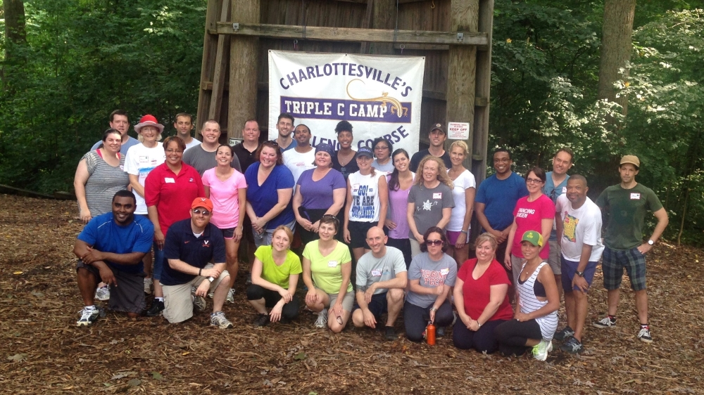 Leadership Charlottesville Class of 2015