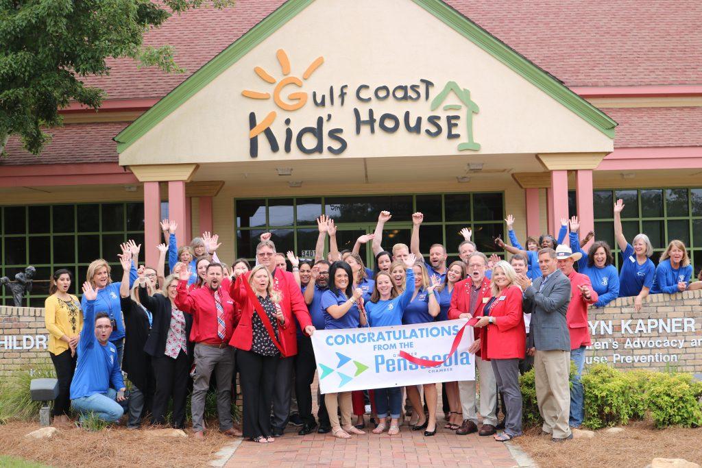 2019.05.01 Ribbon Cutting Gulf Coast Kids House program (82)