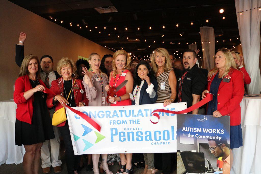 2019.05.22 Ribbon Cutting Autism Pensacola (29) - Copy