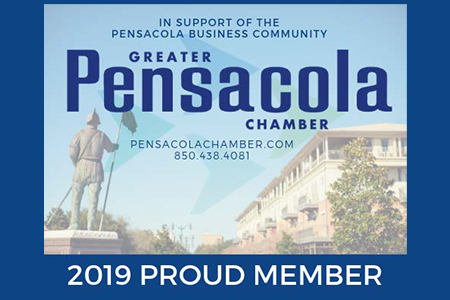 Proud Member of the Chamber Graphic