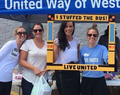 Chamber staff participates in several community programs