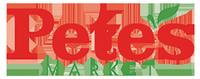 EventSponsorMajor_Pete's Fresh Market Logo
