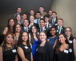 student-honor-dinner-group-photo