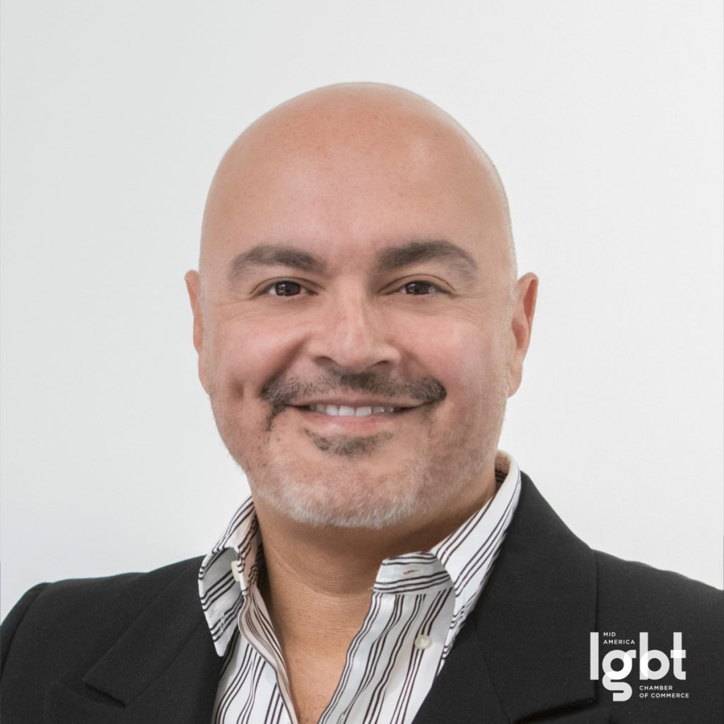 Josh Montes<br/>Co-Chair Diversity & Inclusion