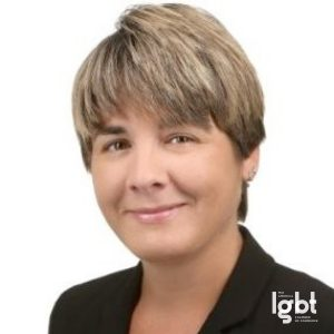 Stephanie Martin<br/>Board Treasurer <br/> She/Her/Hers