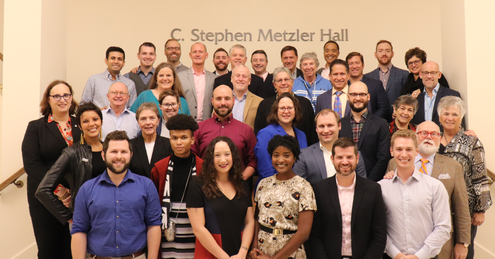 Metzler Mentoring Program - Mentors and Proteges