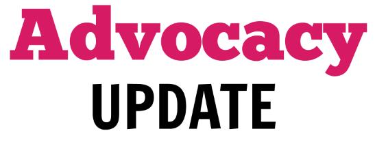 Advocacy-Update