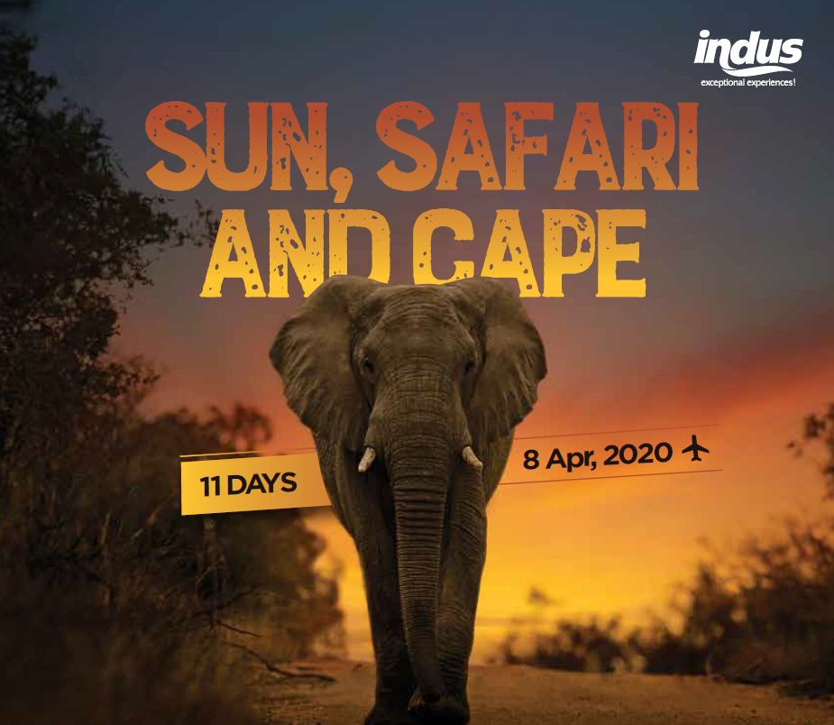 Sun Safari and Cape