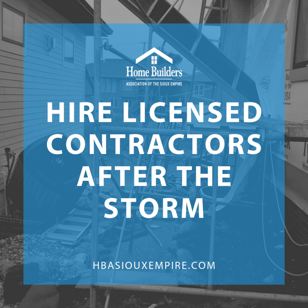 Image - Hire Licensed Contractors After the Storm