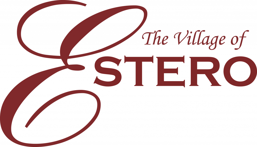 Village of Estero logo