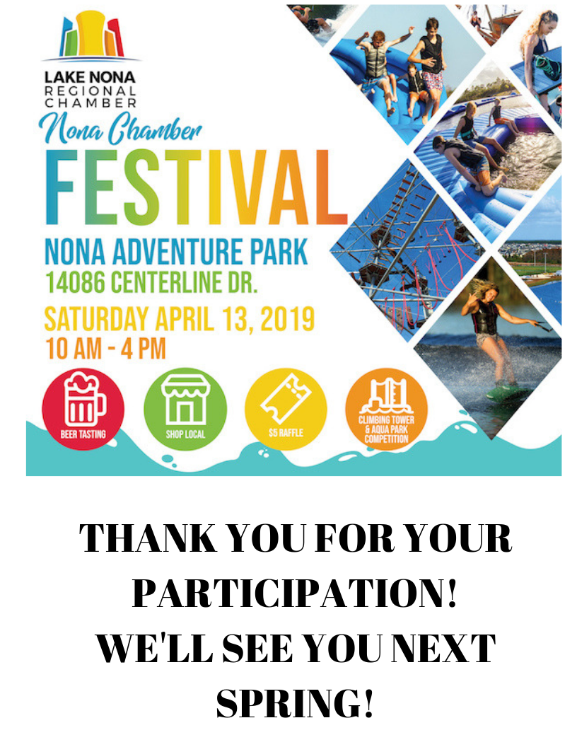 Nona Chamber Festival Thank you