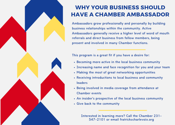 Why your business should have a chamber ambassador