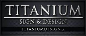 Titanium Sign & Design