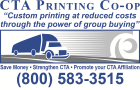 CTA Printing Co-Op Logo - For Rotating Banner