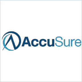 AccuSure white