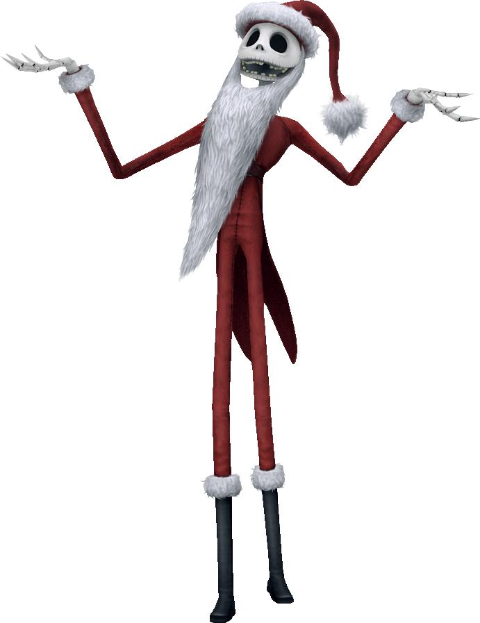 Jack_Skellington_(Santa_outfit)_KHII