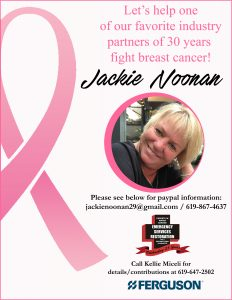 Jackie Noonan Fundraiser