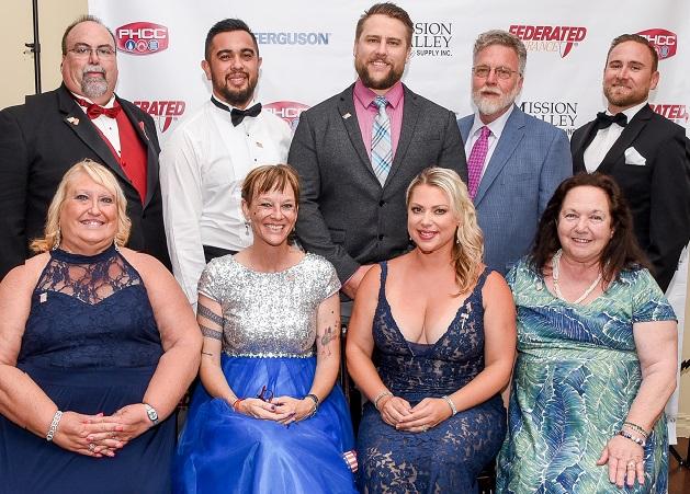 PHCC San Diego Board of Directors 2018-2019