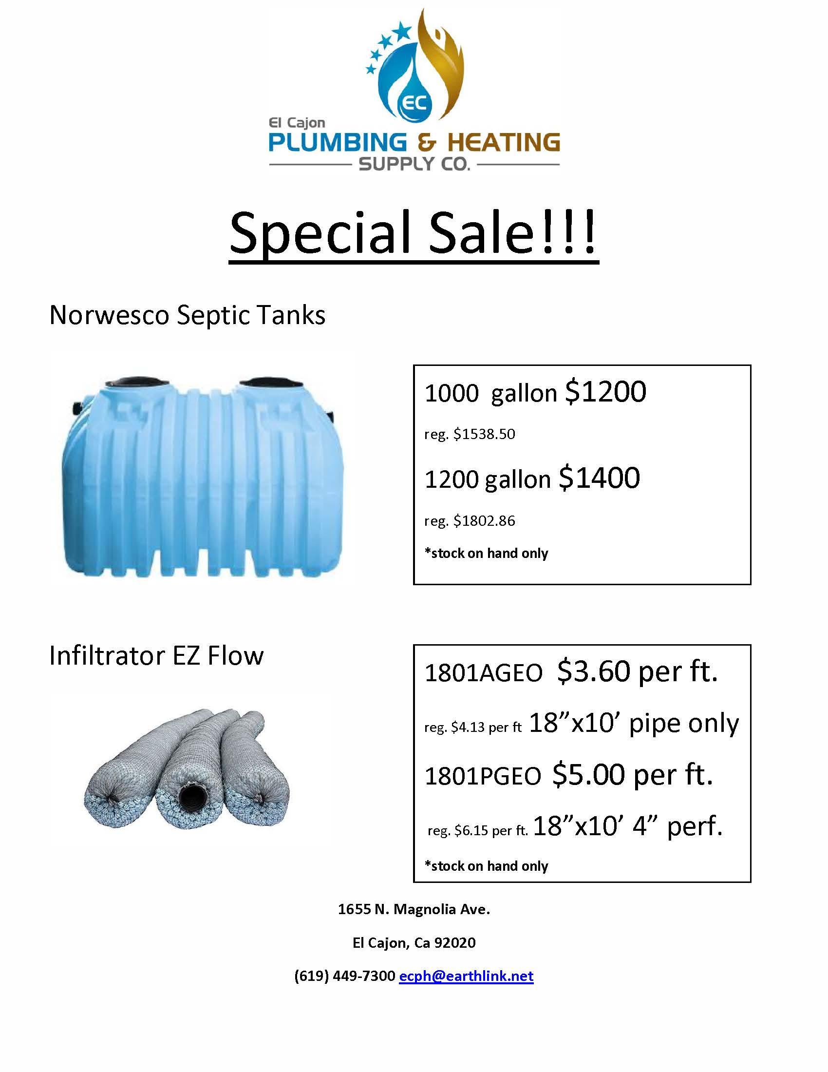 ECPHSC Sales Nov 2018