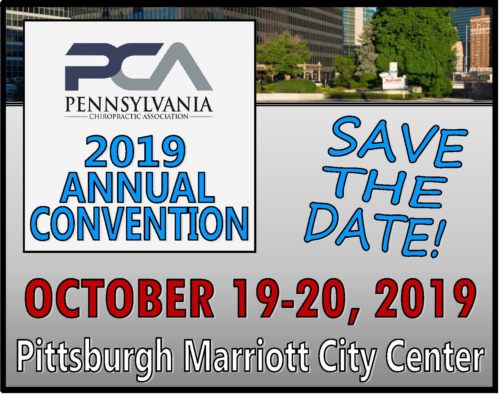 Save the Date 2019 for the website