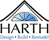 harth builders logo