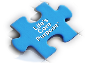 Life's Core Purpose logo