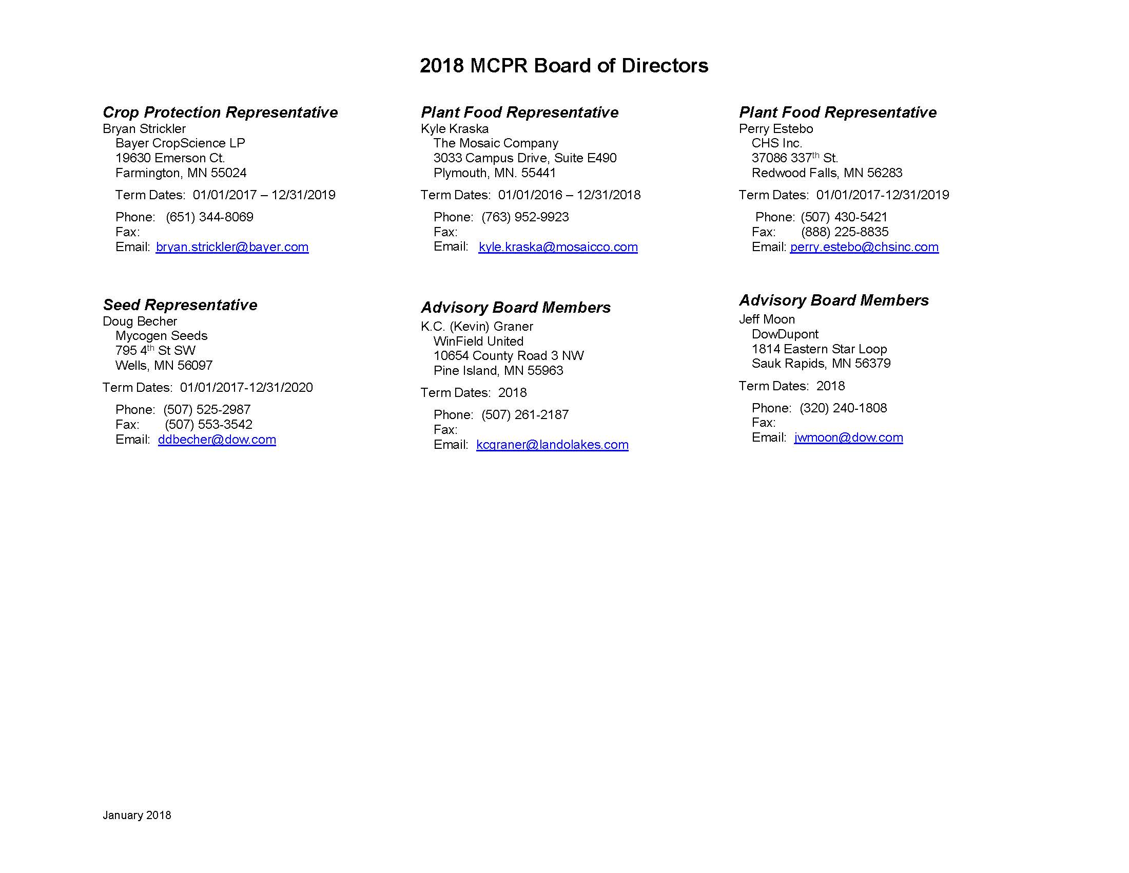 2018 MCPR Board of Directors_March2018_Page_2