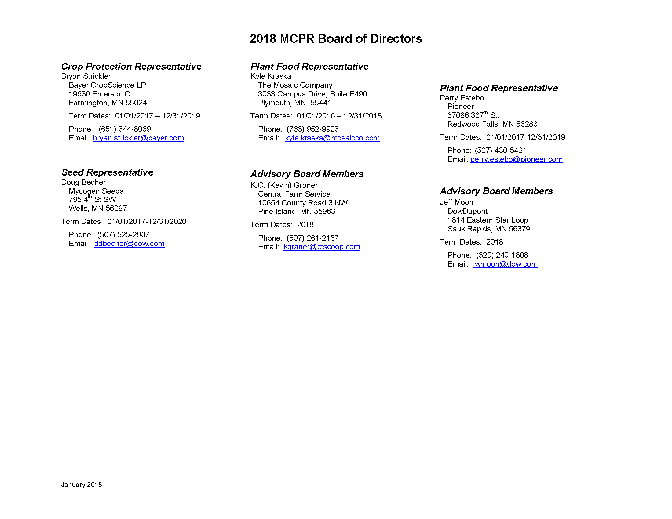 2018 MCPR Board of Directors_August2018_Page_2