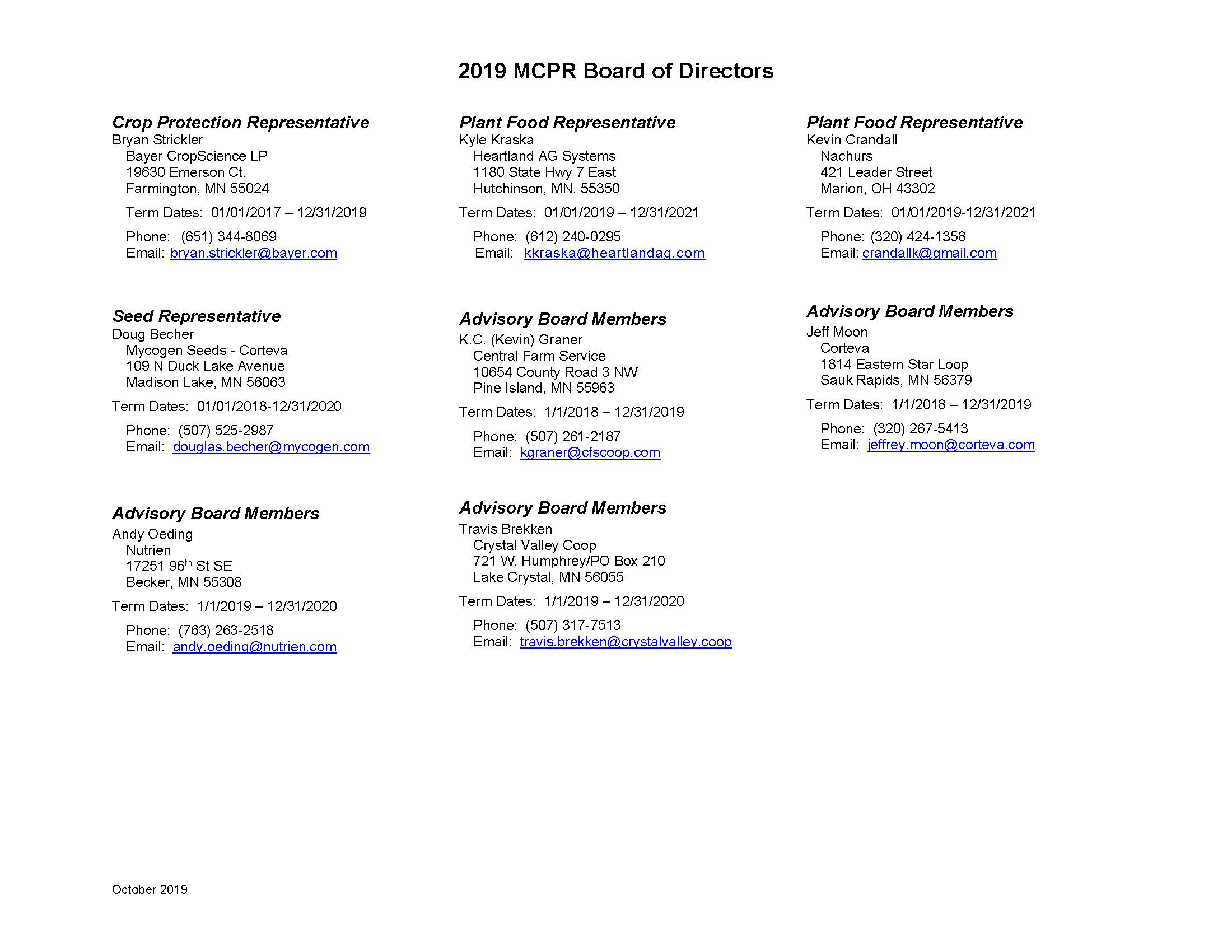 2019 MCPR Board of Directors_October_2019_Page_2