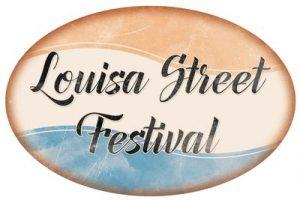 Louisa Street Festival Logo