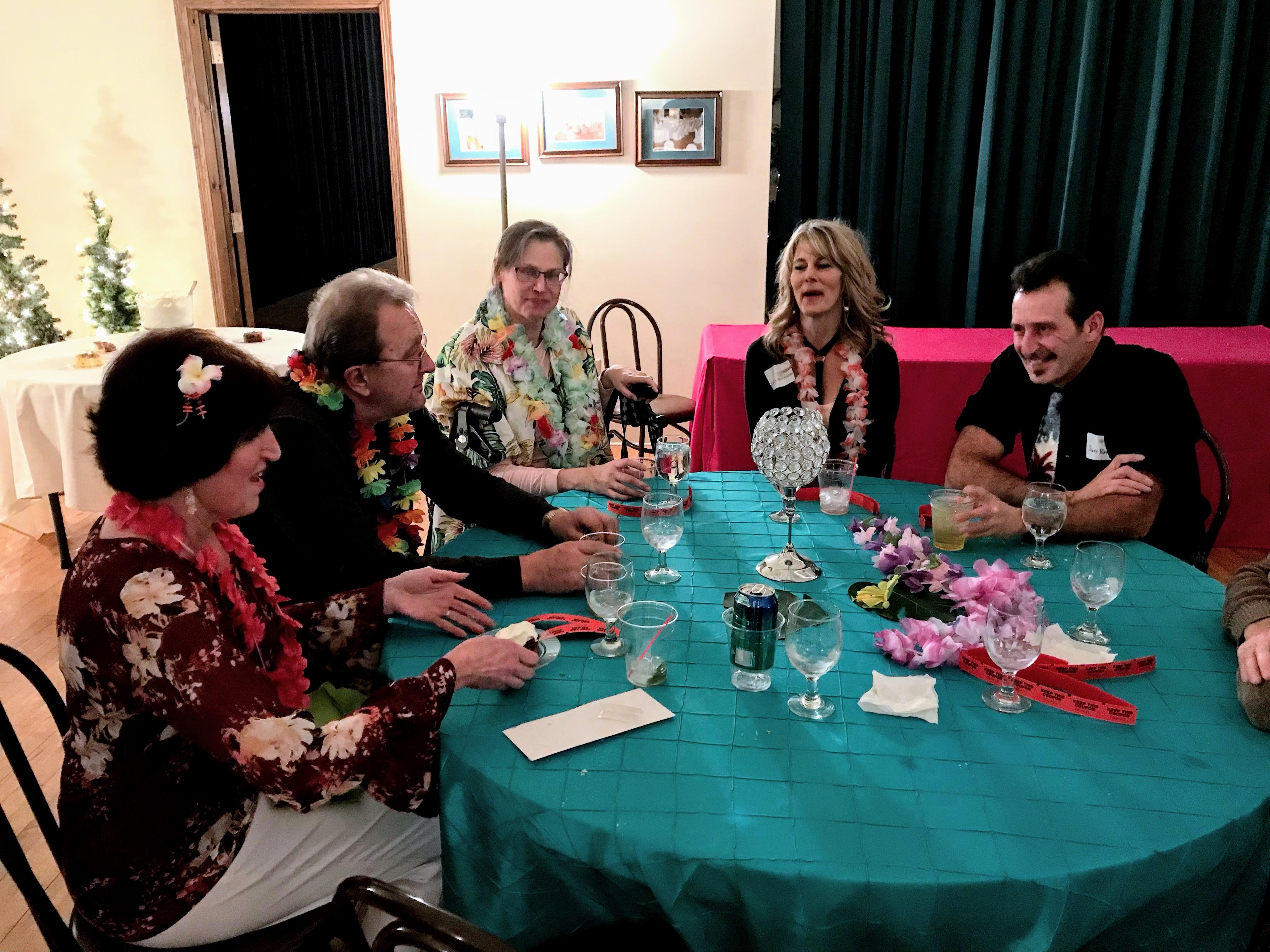 2017 Hawaiian Holiday Social