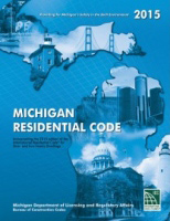 Michigan Residential Code Cover