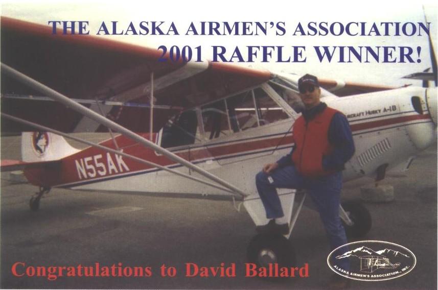 2001 Winner