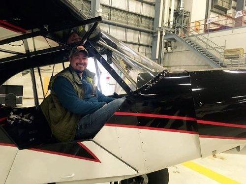 2017 Raffle Plane Winner