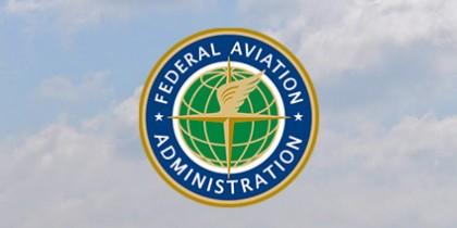 FAA Logo backdrop
