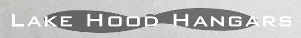 Lake Hood Hangars Logo