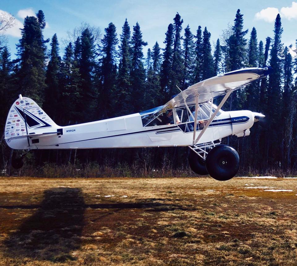 Super Cub Raffle - Alaska Airmen Association