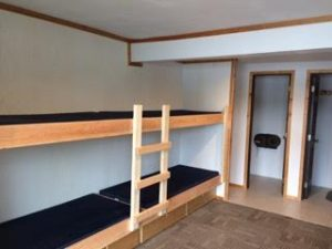 Lower Johnson bunks