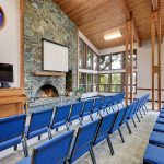 Lundgren Lodge Meeting Space