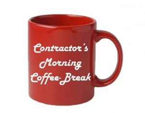 Contractor Coffee Cup