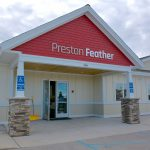 1. Preston Feather Entrance