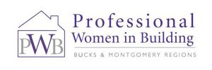 Professional Women in Building Logo