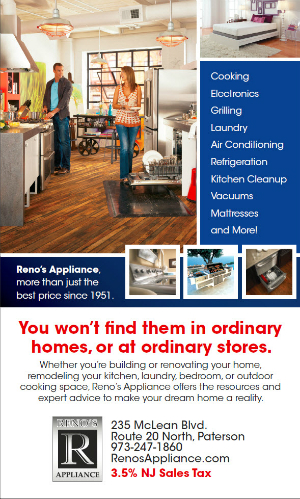 Renos Appliance Color Ad
