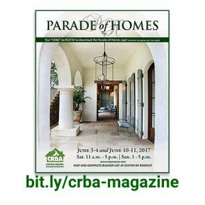 Parade of Homes magazine