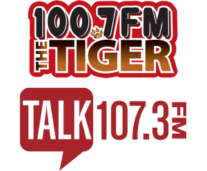 100.7 The Tiger and Talk 107.3