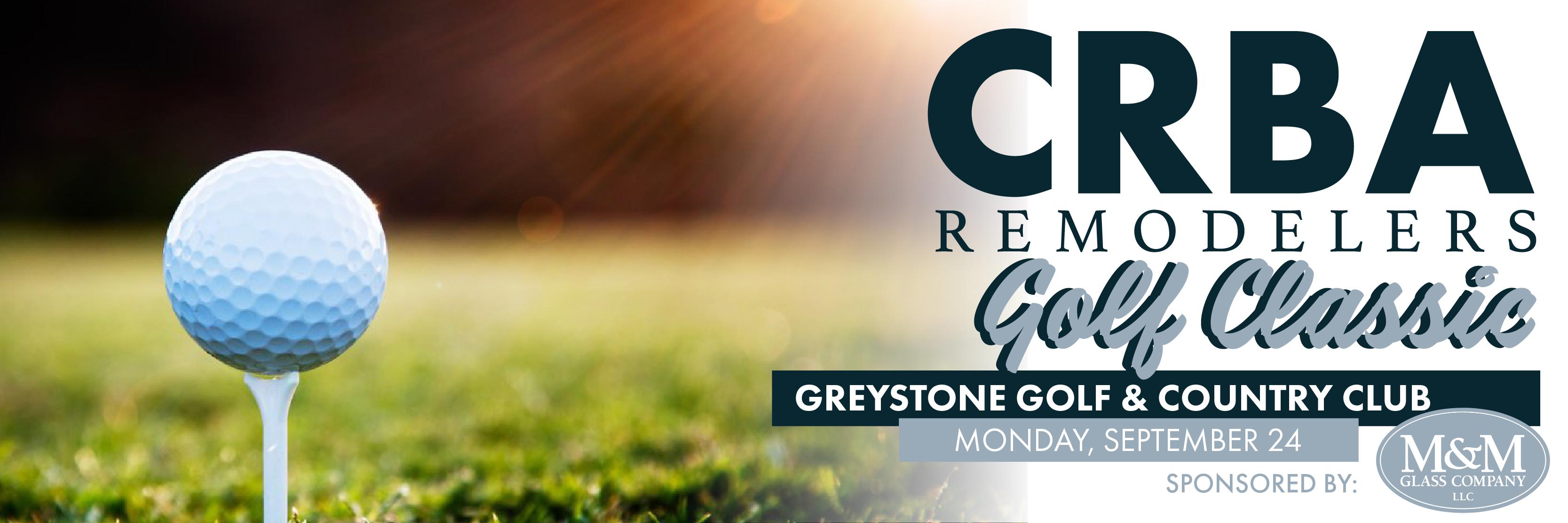 Capital Region Builders Association Remodelers Council Golf Classic