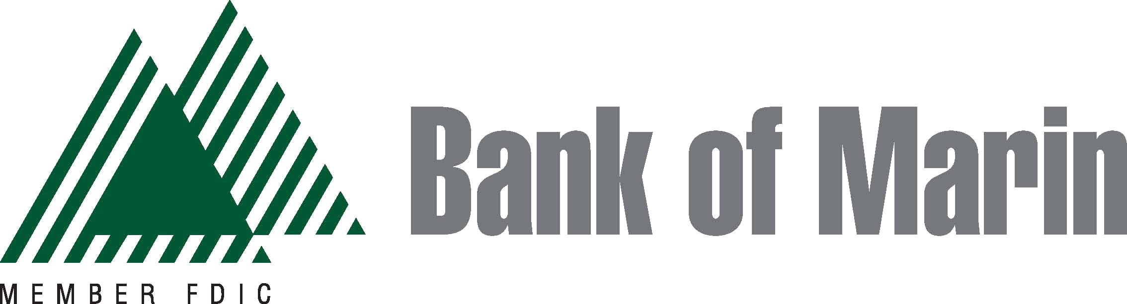 Bank of Marin Logo Board of Directors